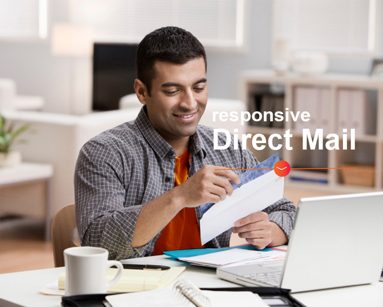 Direct Mail Marketing, Direct Response, Printing